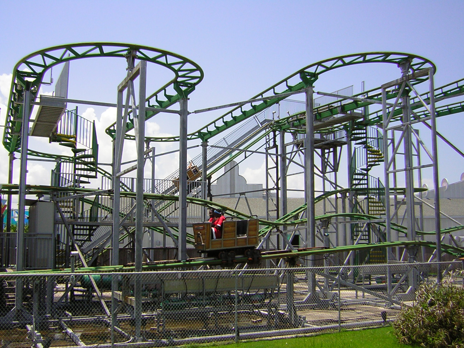 six flags external analysis