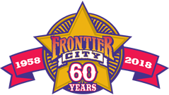 Frontier City logo 60 years.png