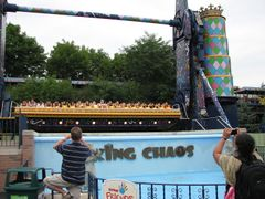 King Chaos (Six Flags Great America) 2009 06.jpg