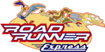 Road Runner Express Magic Mountain logo.png