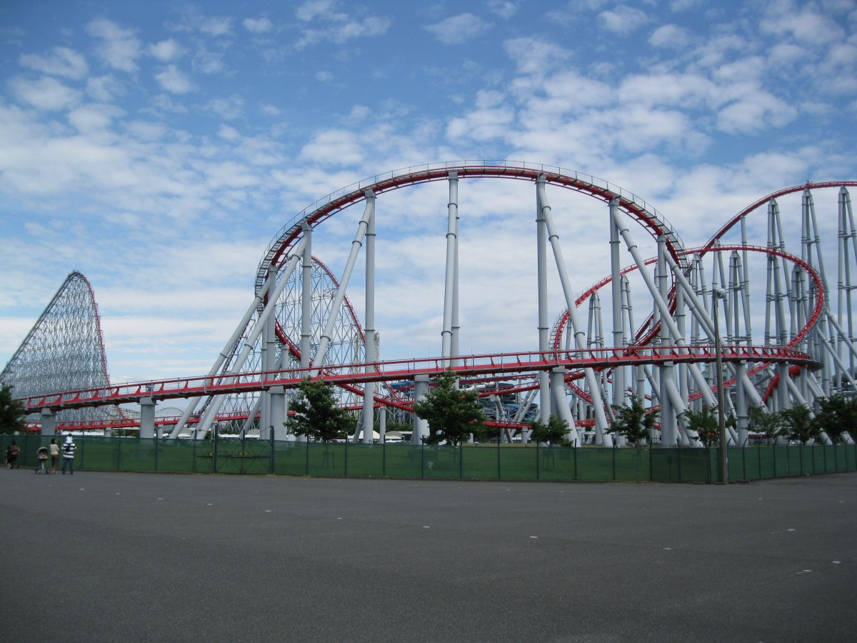 Steel Dragon 2000 - Coasterpedia - The Roller Coaster and Flat Ride Wiki