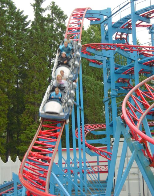 Rocket Furuvik Coasterpedia The Roller Coaster Wiki