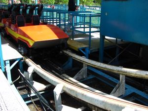 Corkscrew With Bayerncurve Coasterpedia The Roller