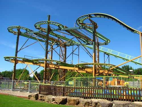 Twister Lightwater Valley Coasterpedia The Roller
