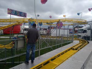 Happy Caterpillar (Macauley Hart; Hoppings 2017) 2.jpg