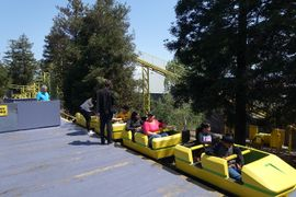 Woodstock Express (California's Great America) 2017 02.jpg