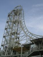 Ultra Twister (Nagashima Spaland) lift and first drop old.jpg