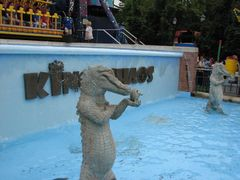 King Chaos (Six Flags Great America) 2009 03.jpg