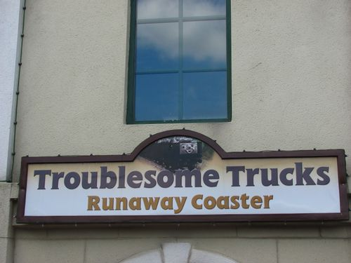 Troublesome Trucks Runaway Coaster sign.jpg
