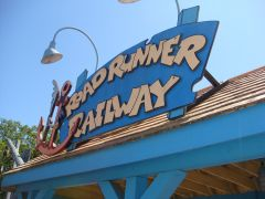 Road Runner Railway (Six Flags Great Adventure) 2008 01.jpg