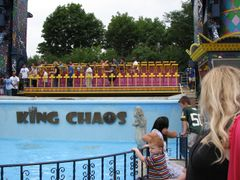 King Chaos (Six Flags Great America) 2009 02.jpg