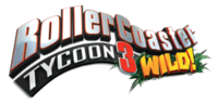RollerCoaster Tycoon 3 Wild! logo.png